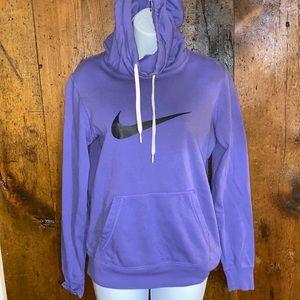Purple Nike Hoodie size S